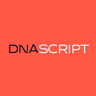 DNA SCRIPT - Innovation - Startup - Institut Pasteur