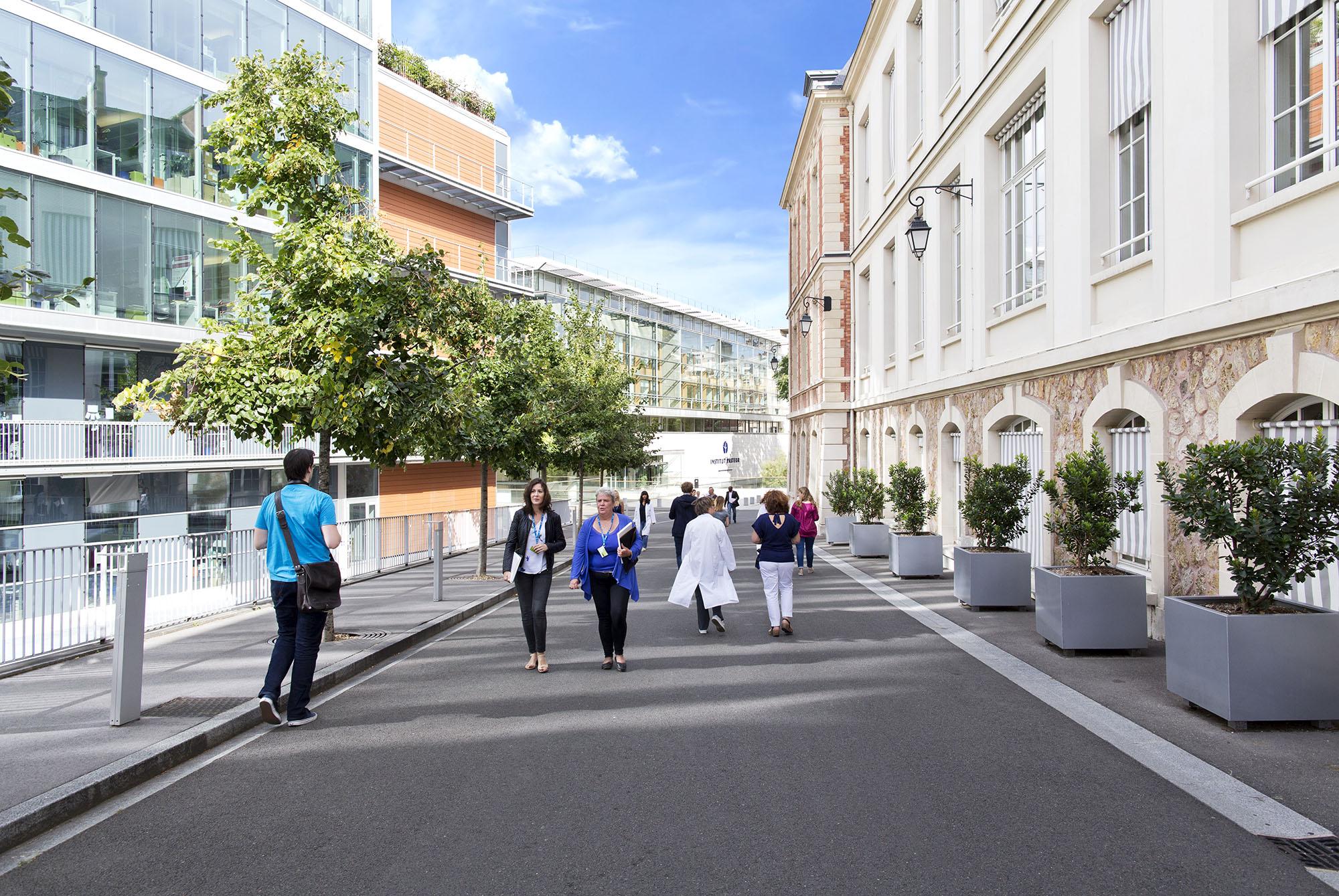 Conférence des 130 ans - Institut Pasteur