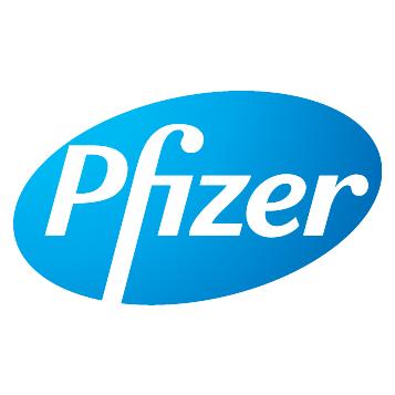 Logo Pfizer - Mécénat - Institut Pasteur