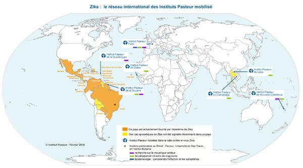 Carte Paludisme Asie Du Sud Est.Zika Informations Et Traitements Institut Pasteur