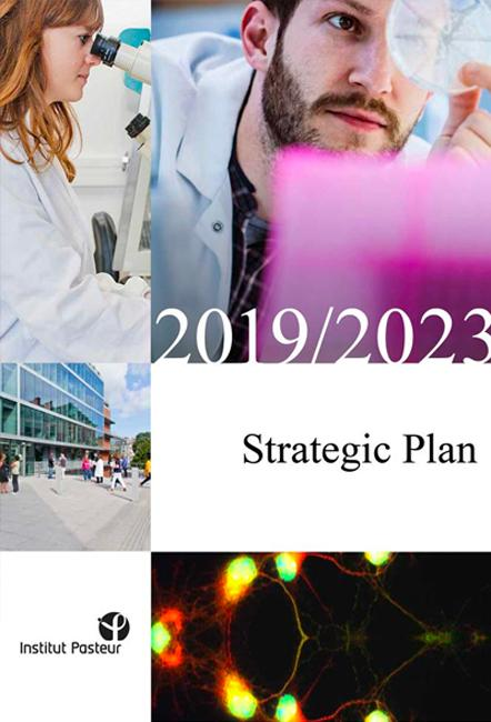 Strategic Plan - Institut Pasteur