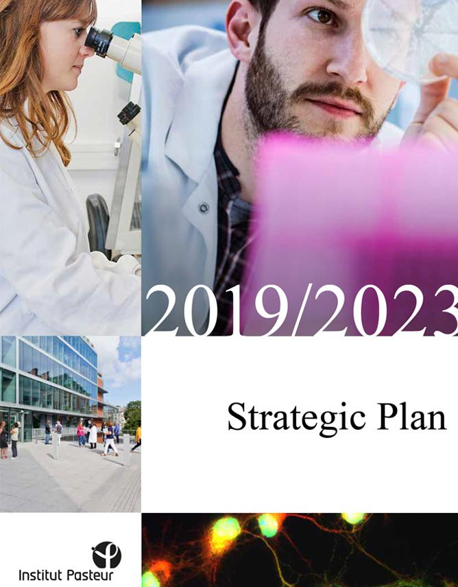 Strategic plan 2019 > 2023 - Institut Pasteur