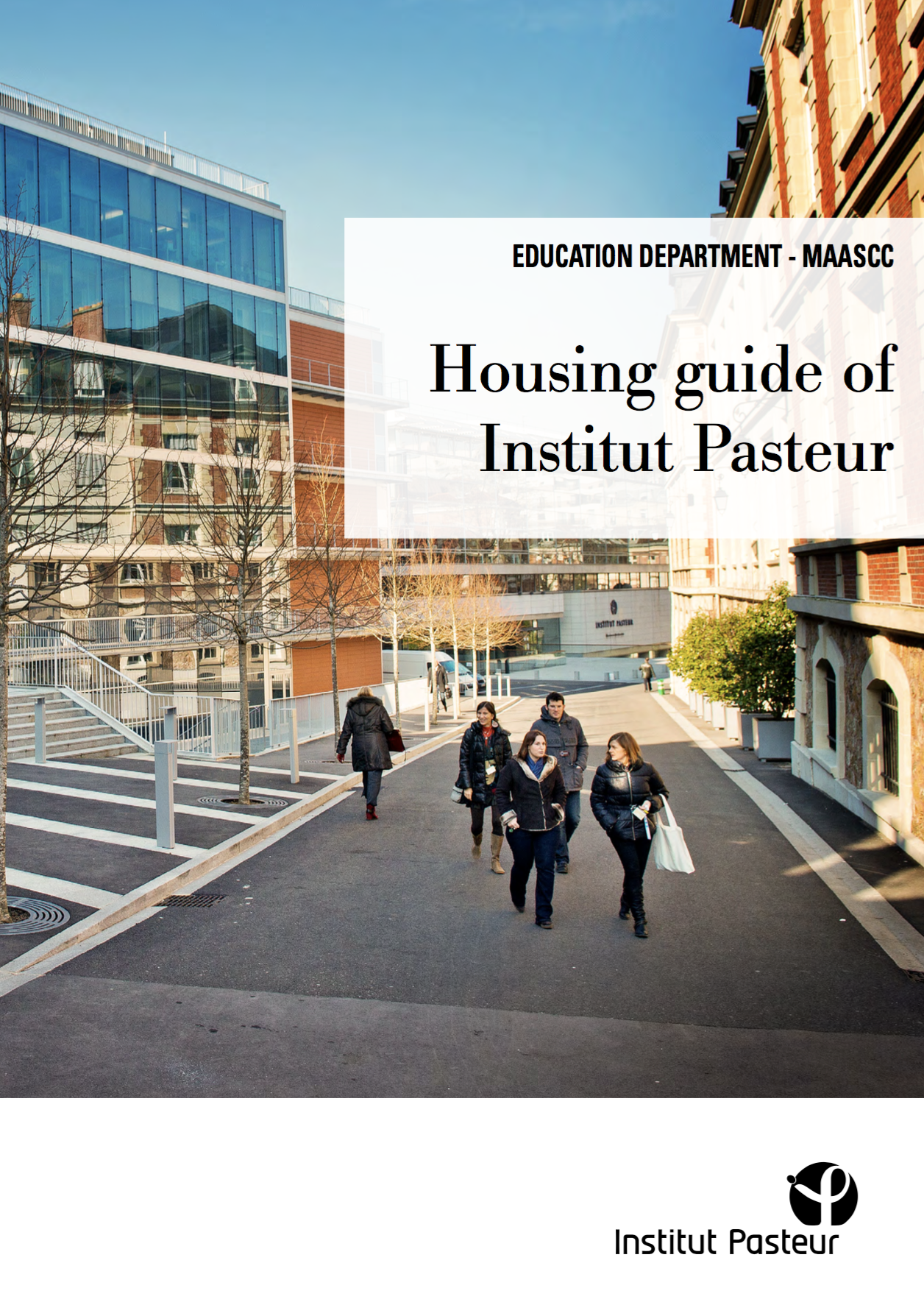 Housing guide of Institut Pasteur