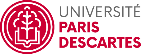 Logo université Paris Descartes - Institut Pasteur