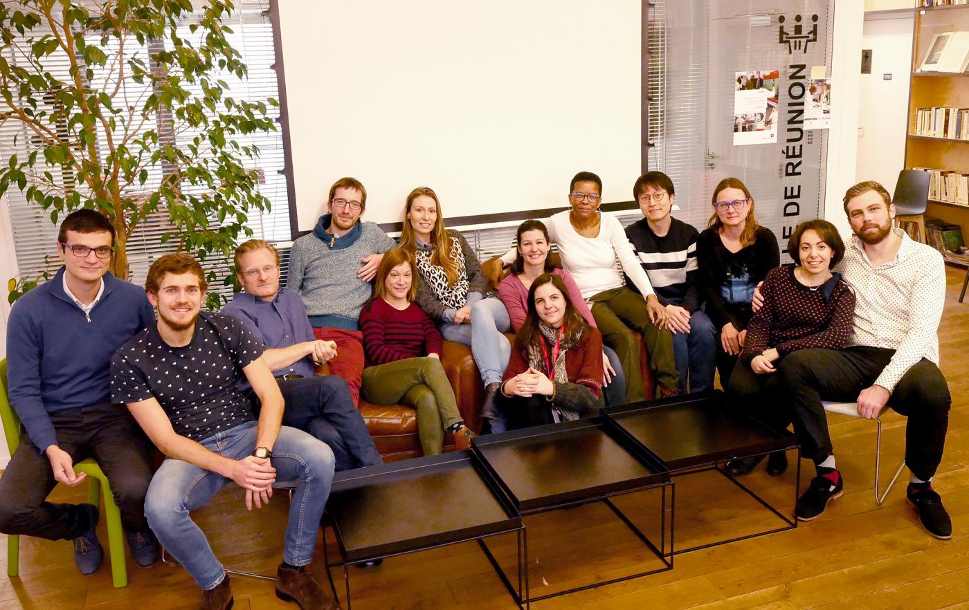 Equipe unité Microenvironnement et immunité - Institut Pasteur