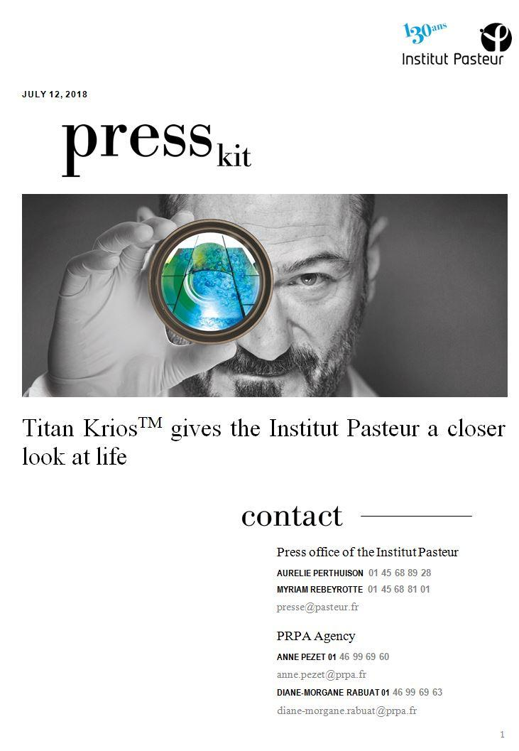 Press kit Titan