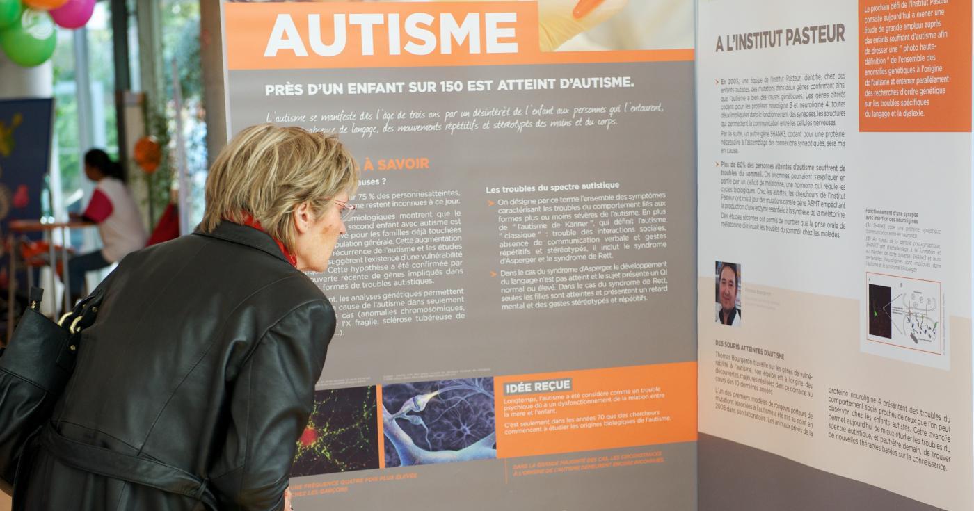 Pasteurdon 2010 Autisme - Institut Pasteur