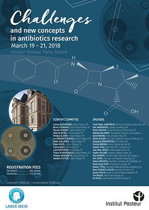 Challenges and new concepts in antibiotics research - Institut Pasteur