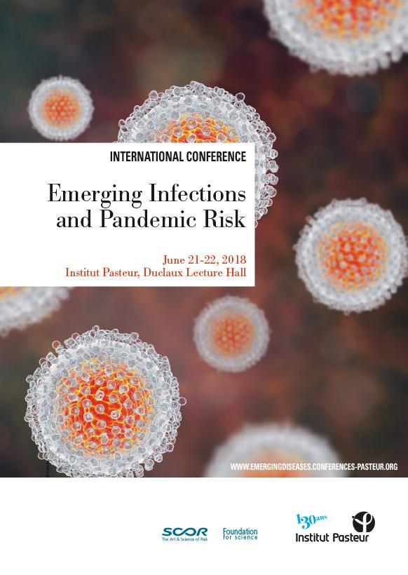 Emerging Infections and Pandemic Risk Centre de conférence - Institut Pasteur