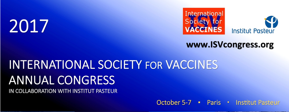 2017 INTERNATIONAL SOCIETY FOR VACCINES CONGRESS