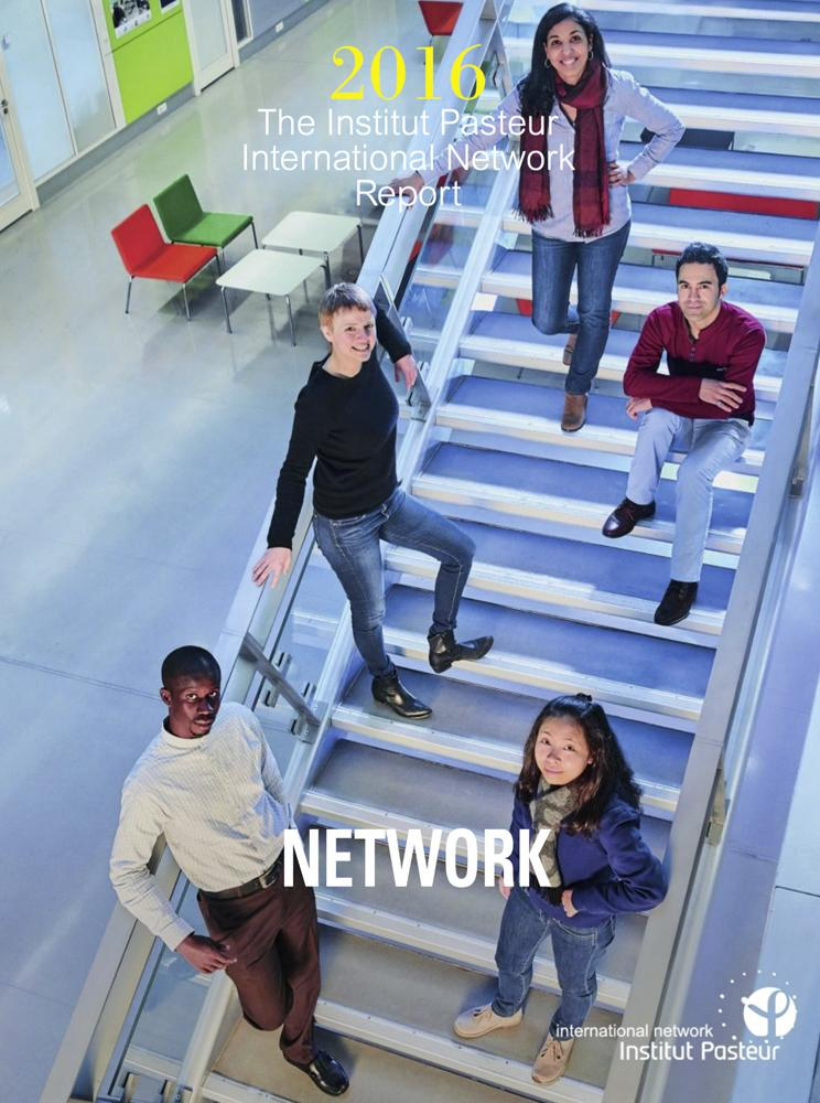 Institut Pasteur international network's report 2016