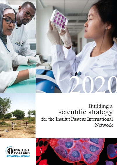 Institut Pasteur International Network scientific strategy