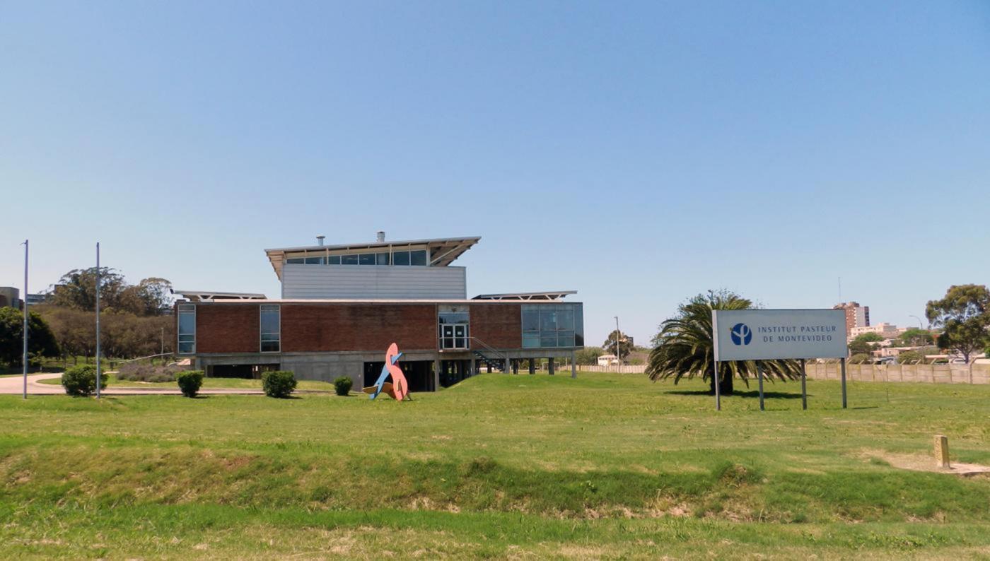 Institut Pasteur de Montevideo - Uruguay - Institut Pasteur
