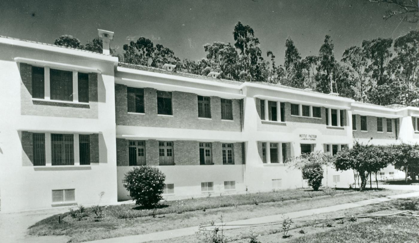 Institut Pasteur de Madagascar - Institut Pasteur