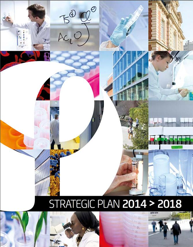 2014-2018 Strategic plan institut Pasteur