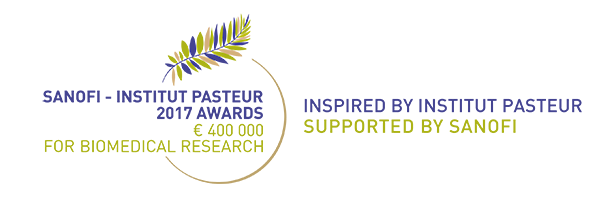 Sanofi Institut Pasteur awards 2017
