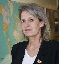 Sylvie Van Der Werf - Institut Pasteur