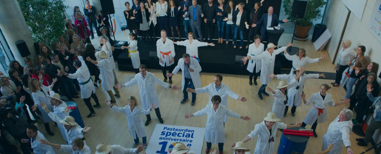Pasteurdon 2016 - Institut Pasteur