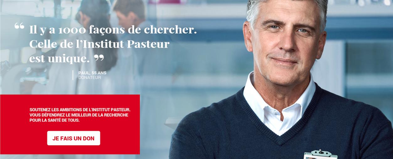 Faire un pour la recherche - Institut Pasteur