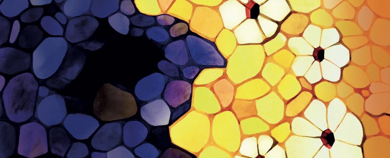 ue artistique d'un épithélium et de l'élimination des cellules