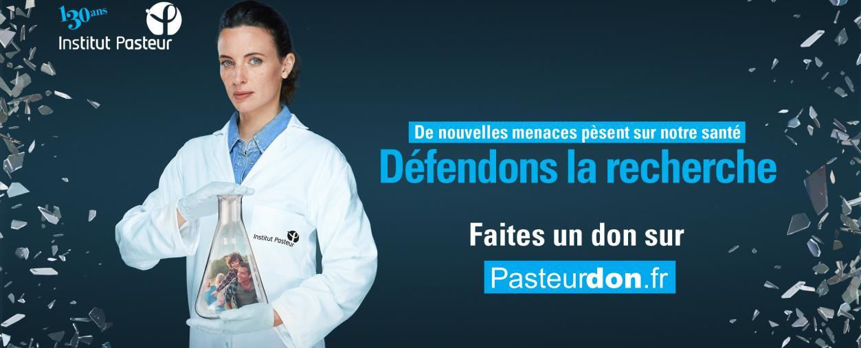 Pasteurdon 2018 - Institut Pasteur