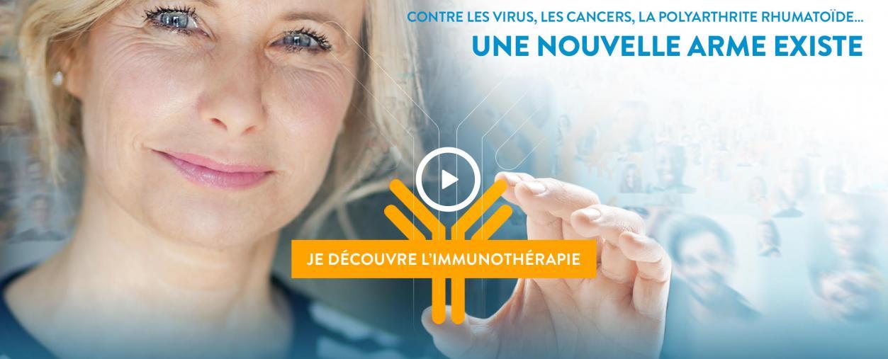 Immunothérapie, j'y contribue aussi - Institut Pasteur