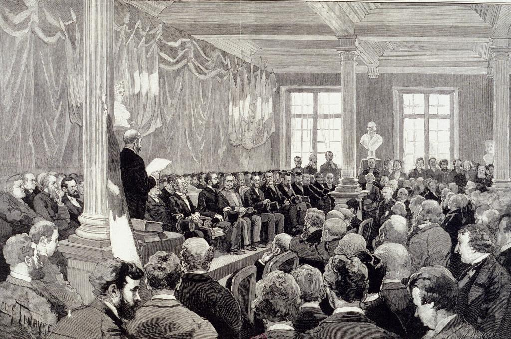Il y a 130 ans, l'inauguration de l'Institut Pasteur - Actu de l'Institut Pasteur