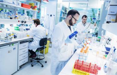 Laboratoire Réponse Humorale aux Pathogènes