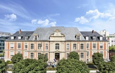 institut pasteur, bâtiment Duclaux