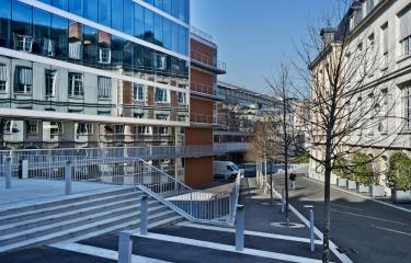 Campus de l'Institut Pasteur