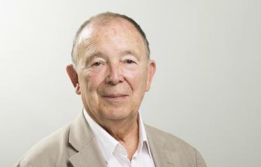 Le prix ALBERT-EINSTEIN 2018 est remis à Jean-Pierre Changeux
