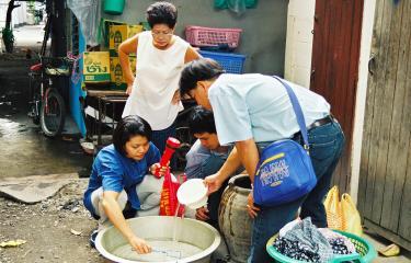 Zika en Thaïland