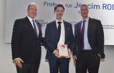Le prix « Prince Albert II de Monaco - Institut Pasteur » 2019 est attribué à Joacim Rocklöv