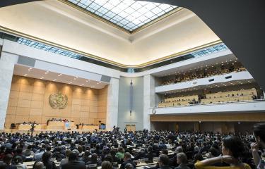 70èmeAssemblée Mondiale de la santé
