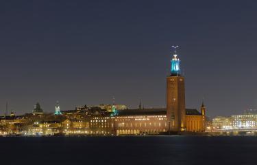 Stockholm - Nobel - Institut Pasteur