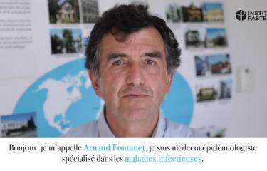 Arnaud Fontanet Institut Pasteur