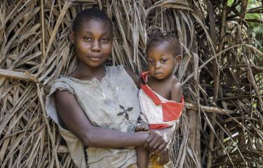 institut pasteur - pygmées
