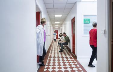 Centre médical - Institut Pasteur