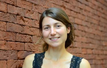 Mélodie Duval : les bactéries ont de l'avenir - Institut Pasteur