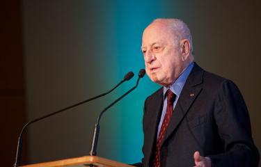 L'Institut Pasteur salue la mémoire de Pierre Bergé