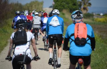 AG2R LA MONDIALE - Vivons Vélo pour l'Institut Pasteur
