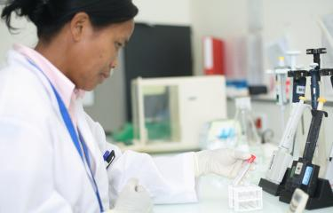Laboratoire de la peste - Institut Pasteur de Madagascar