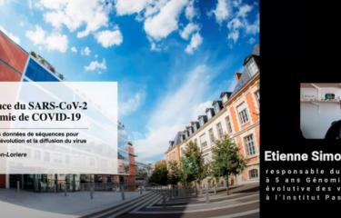 Émergence du SARS-CoV-2 et pandémie de COVID-19 par Etienne Simon-Lorière