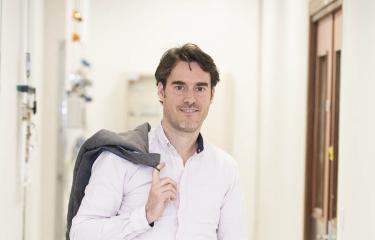 Thomas Gregor, Institut Pasteur