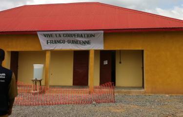 Institut Pasteur - Guinée