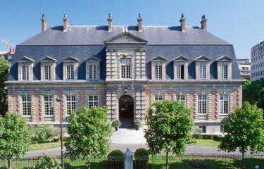 Batiment historique de l'Institut Pasteur