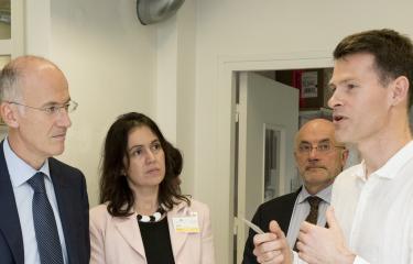 Ils nous soutiennent - Entreprises et fondations - Institut Pasteur